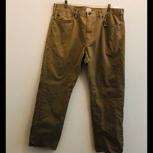 Dockers khaki five pocket